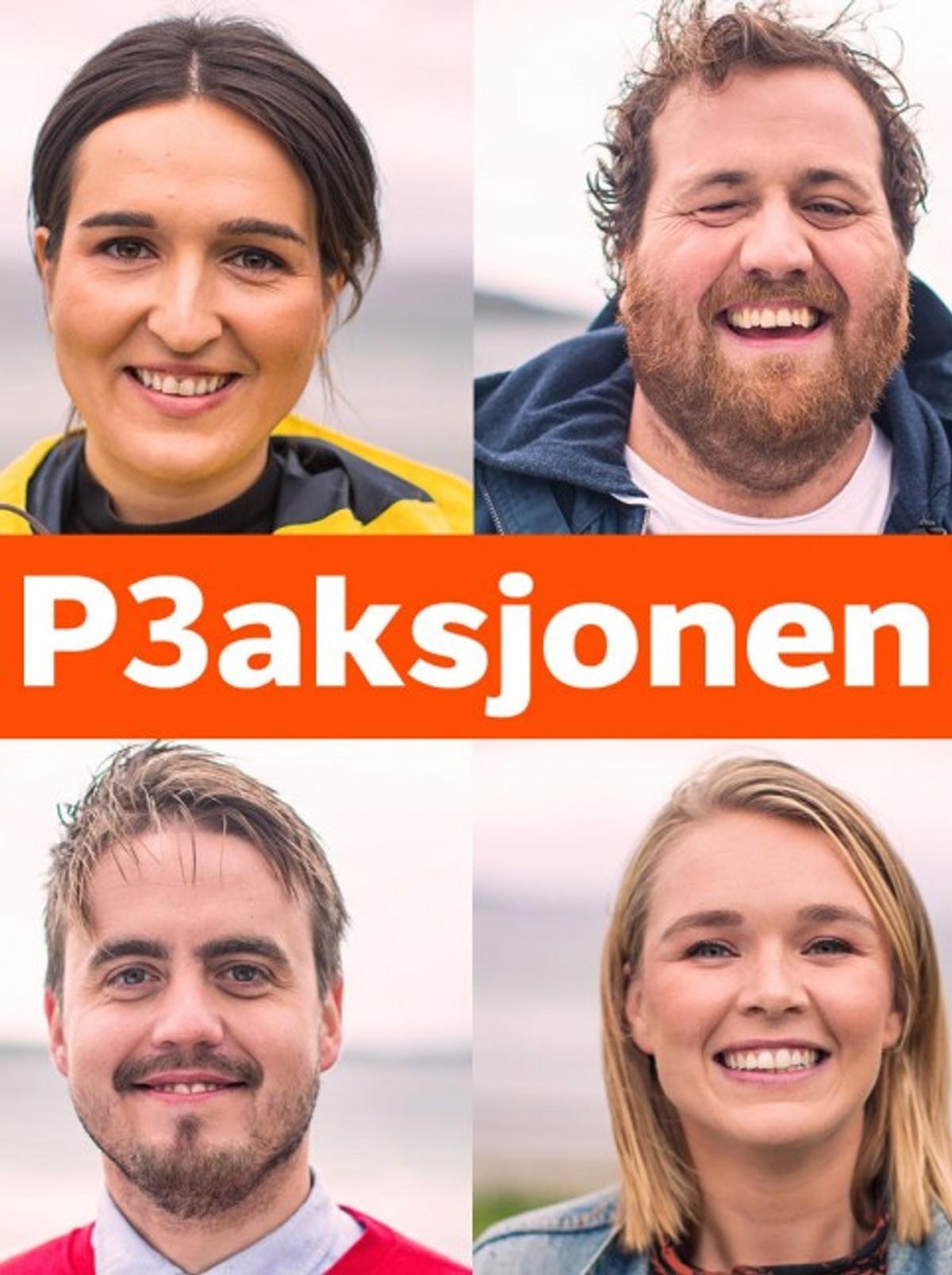 P3aksjonen 2018 Nrk Presse Pressemeldinger Bilder Og Kontaktinformasjon