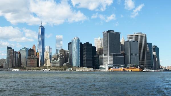 Vil New York oversvømmes?