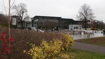 Munch-museet på Tøyen i Oslo