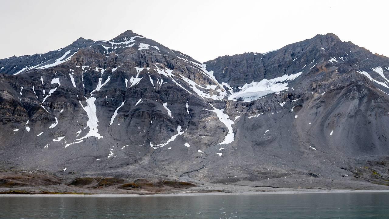 Trygghamna på Svalbard