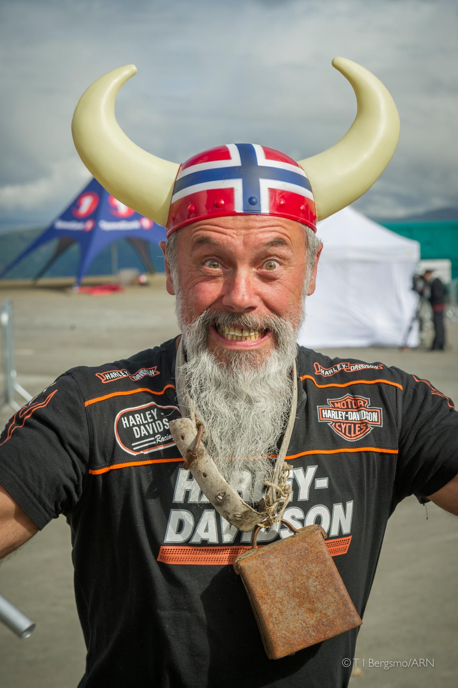 Arctic Race of Norway har vært en skikkelig folkefest så langt.