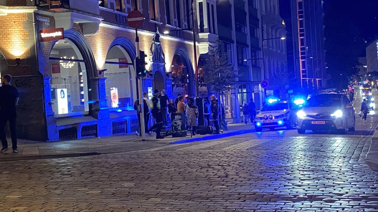 19-åring slått ned i Bergen