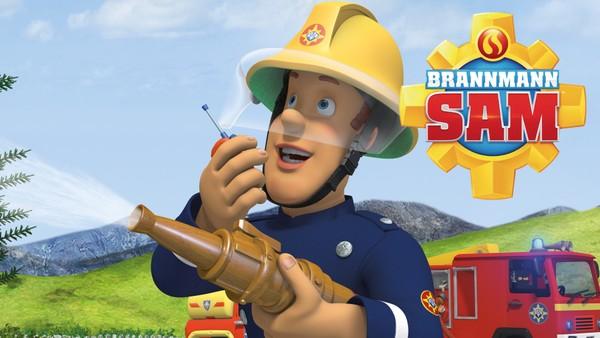 Nå skal du få bli kjent med brannmann Sam og vennene hans som bor i en liten by i Storbritannia. Britisk animasjonsserie.