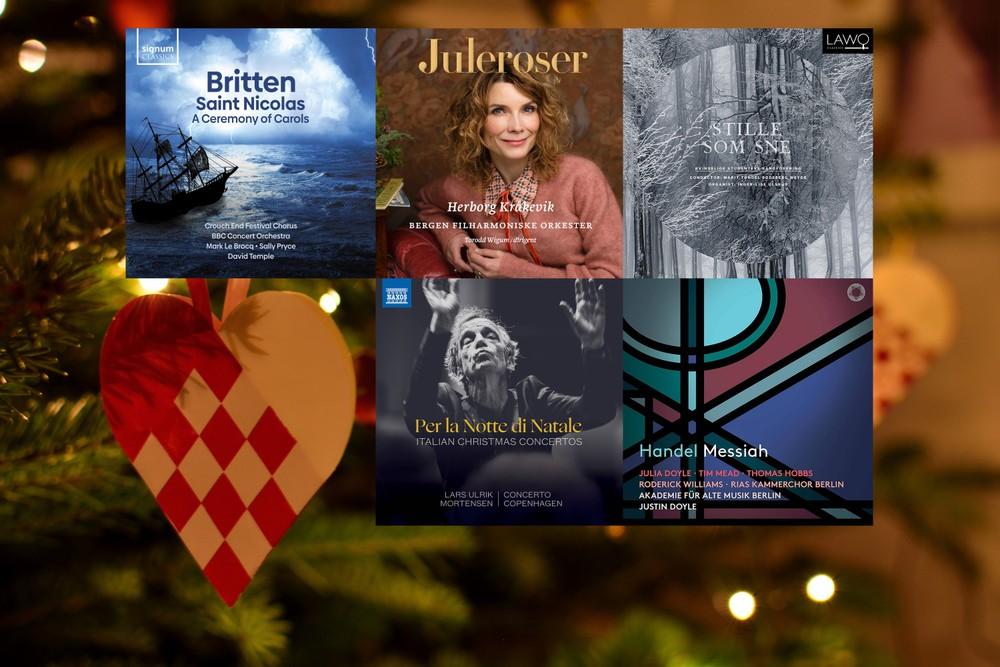 «To 6-ere blant årets klassiske juleplater»