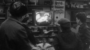 Fjernsynet fram til grensen i nord
