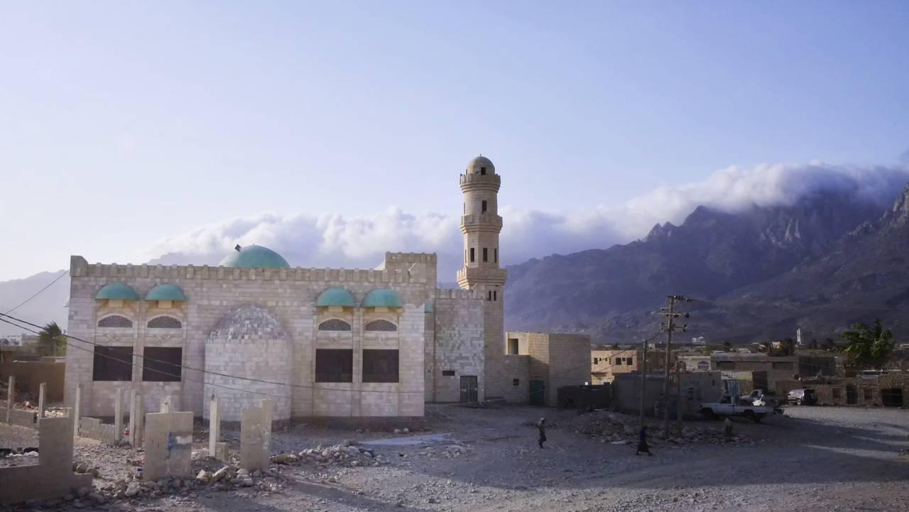 Moské på Sokotra