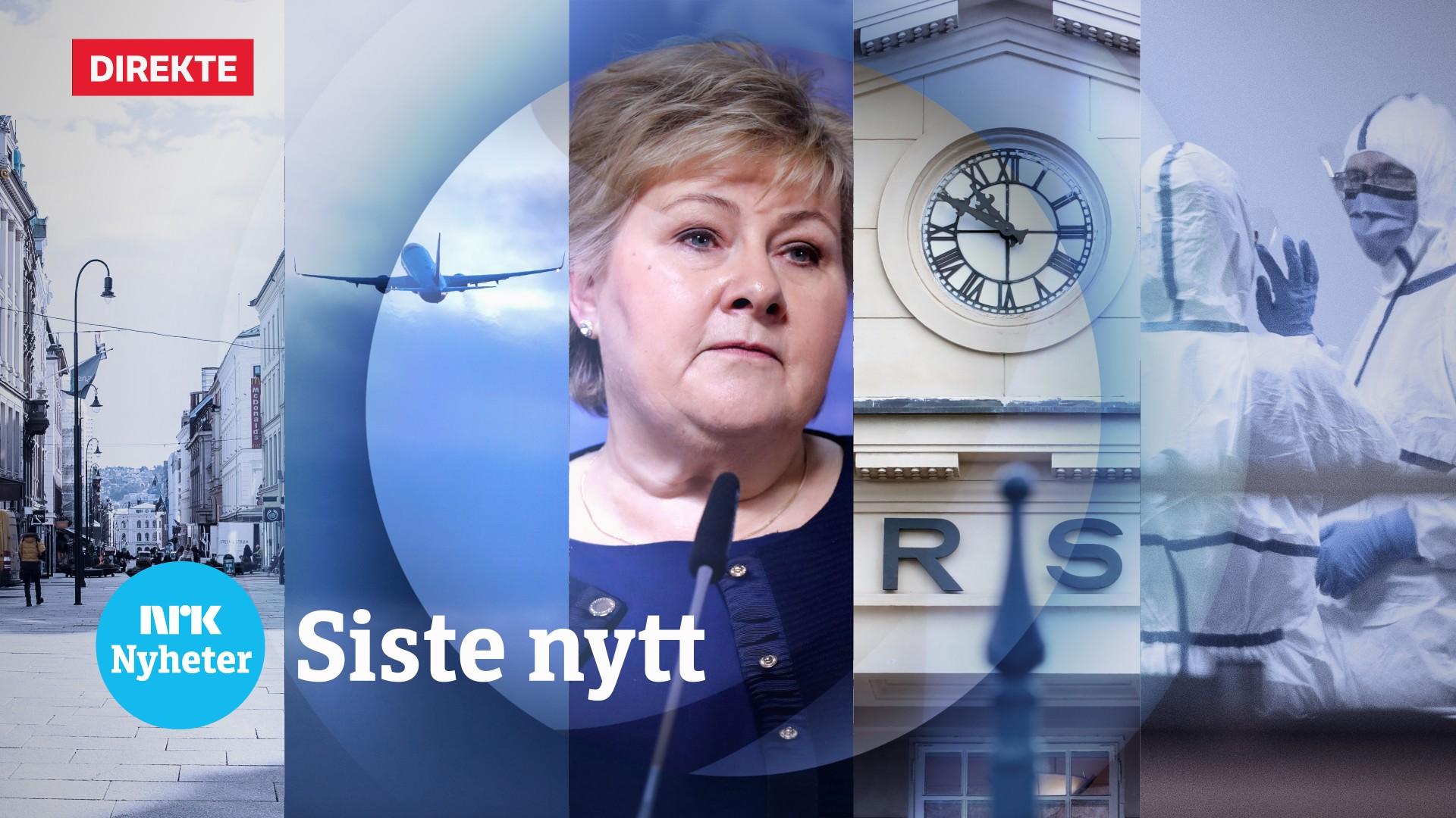 Helsedirektoratet Haper A Kunne Teste 100 000 I Uka Innen Manedsskiftet Nrk Norge Oversikt Over Nyheter Fra Ulike Deler Av Landet