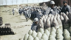 Apokalypse - slaget ved Verdun: 1. episode