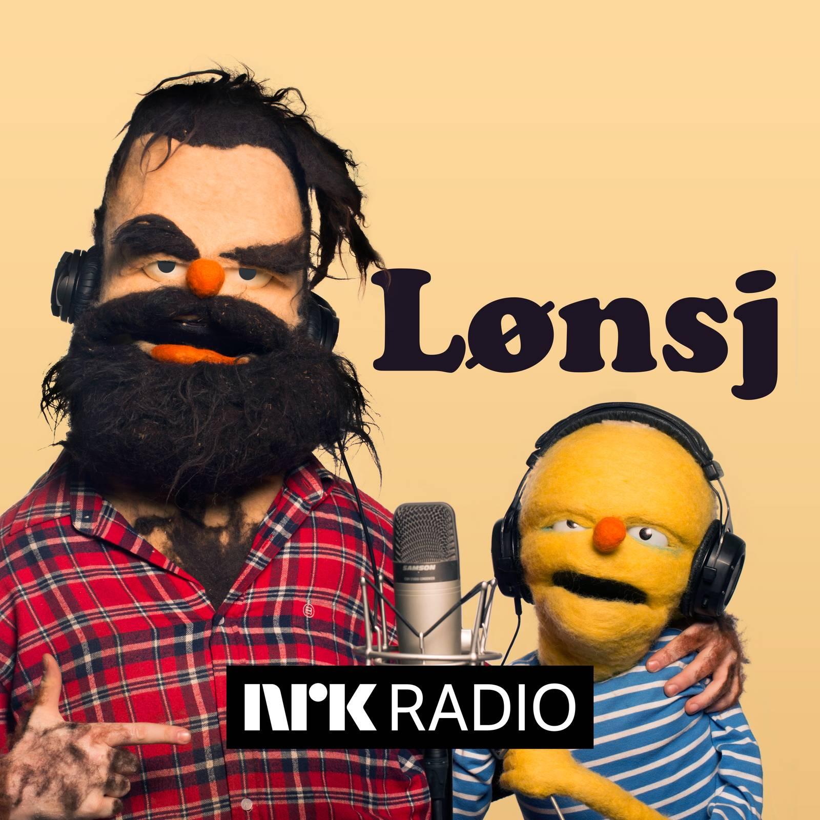 Lønsj med Rune Nilson