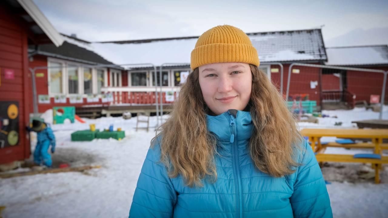Mathilde Leivseth, den store folkevandringa, hamarøy, befolkningsfremskriving, telemarksforskning, ssb.