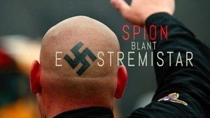 Spion blant ekstremistar