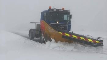 Det kan være vanskelige kjøreforhold på E69 og på andre fjelloverganger i Finnmark fram til onsdag.