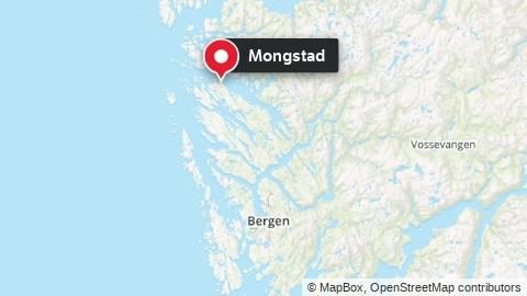 Gasslekkasje på Mongstad