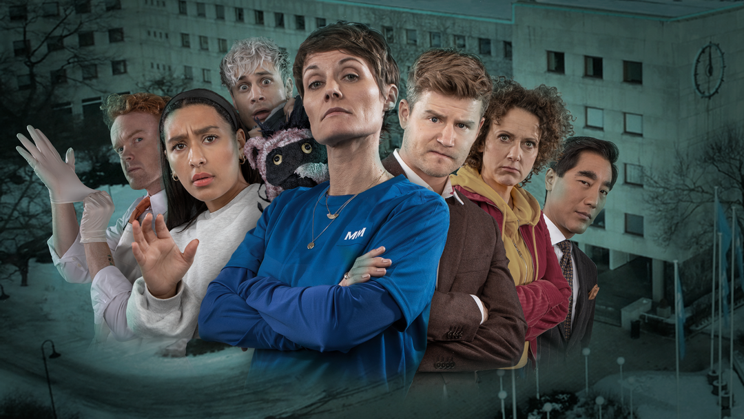 Stemningsbilde NRK TV