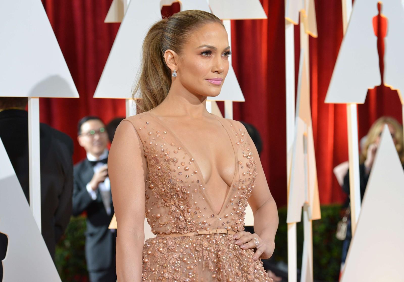 TREDJE VERST: Jennifer Lopez.
