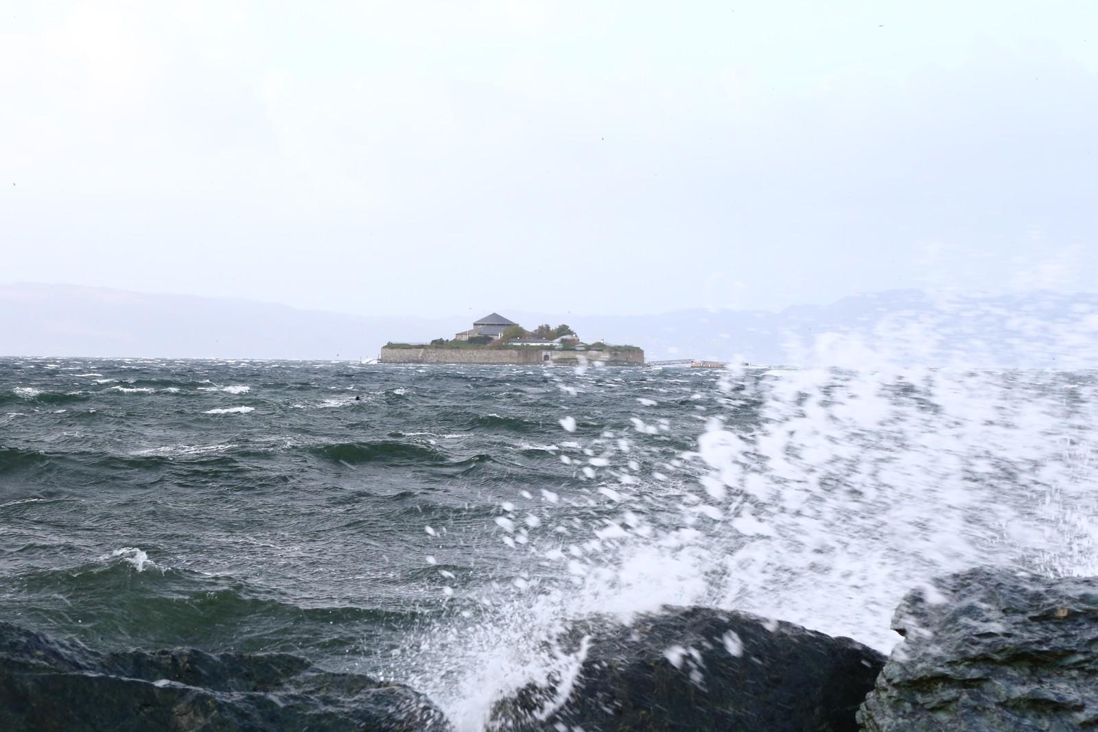 Ekstremværet Roar i Trøndelag