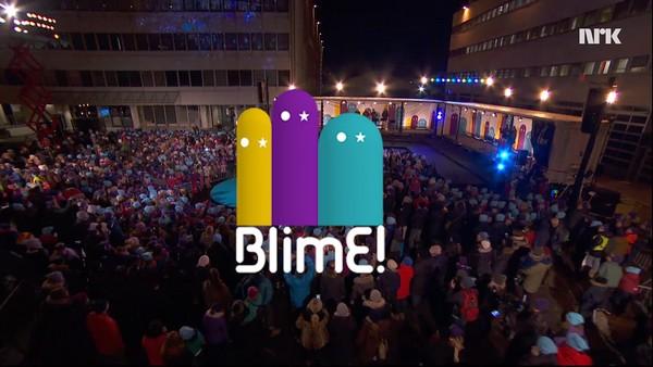 """<span class=""""kicker-title"""">BlimE-show:</span>BlimE på festen!!"""