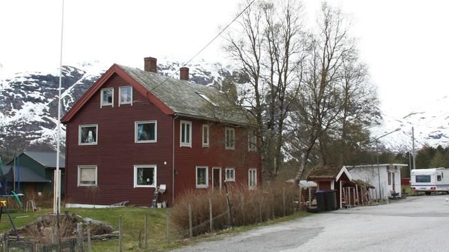 Hoff pensjonat. Foto: Ottar Starheim, NRK.