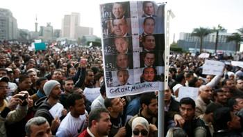 Demonstrasjoner i Kairo