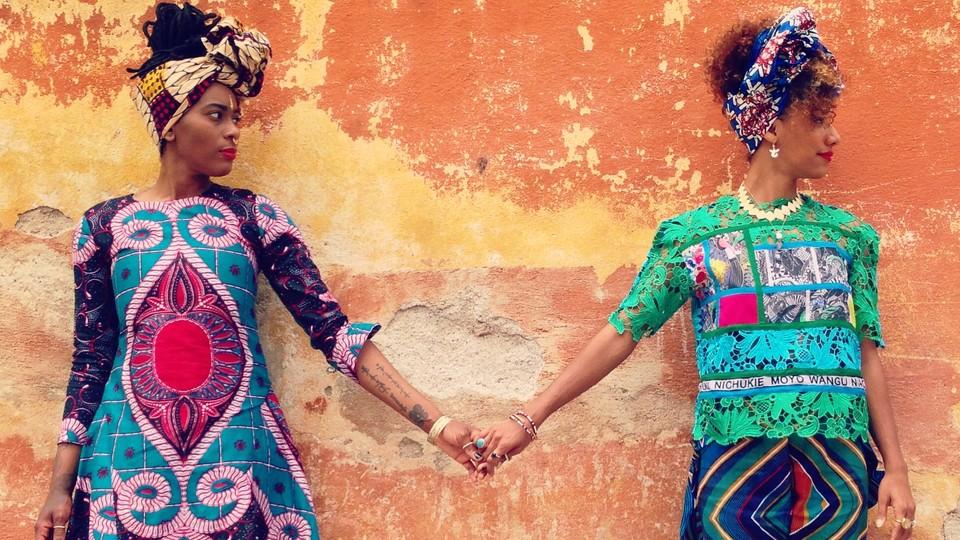 Afrikansk design