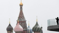 Det er aldri tidligere registrert færre soltimer i Moskva i desember enn i 2017.