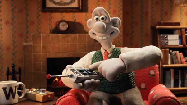 Et liv med Wallace og Gromit