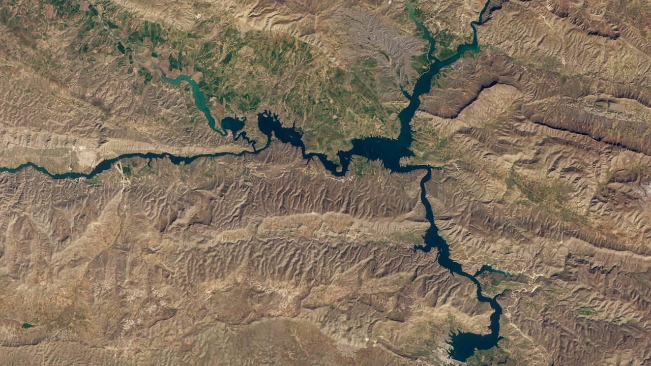 Satellittbilde