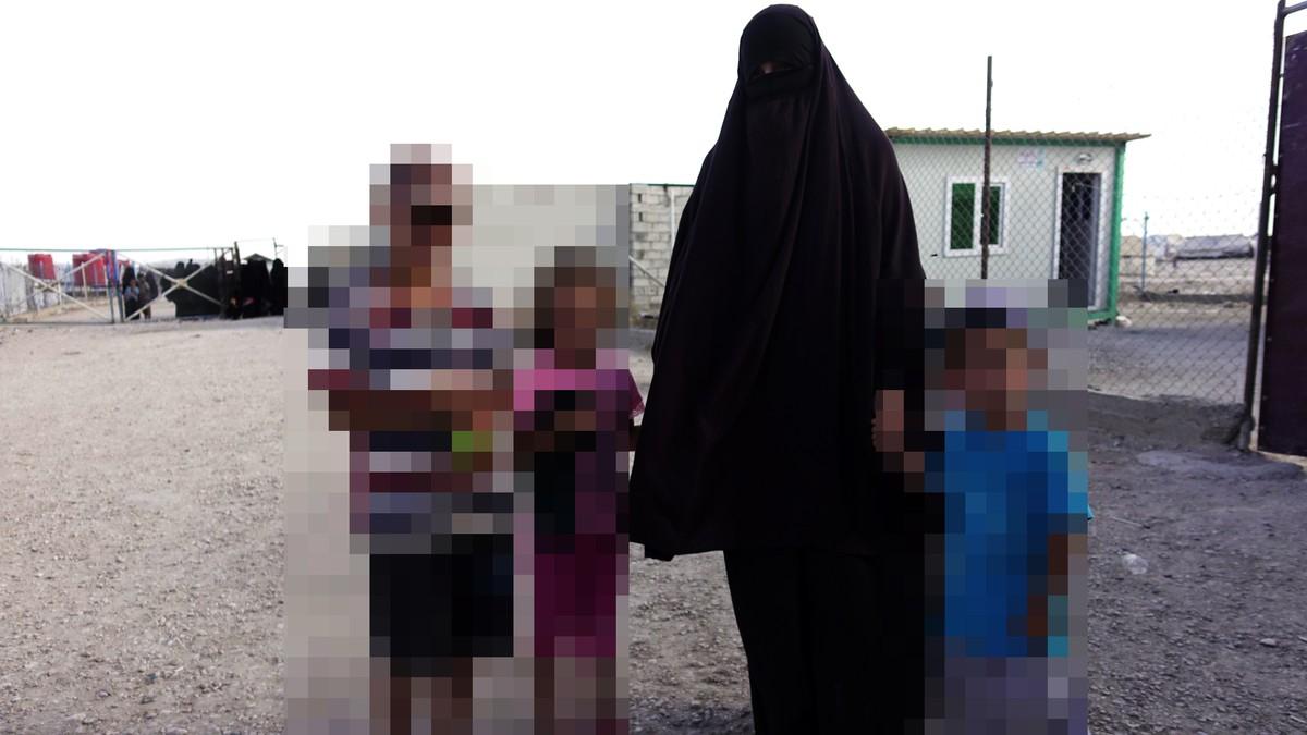 Norskrussisk IS-kvinne: – Betalte for at sønnen min ikke skulle få militær trening