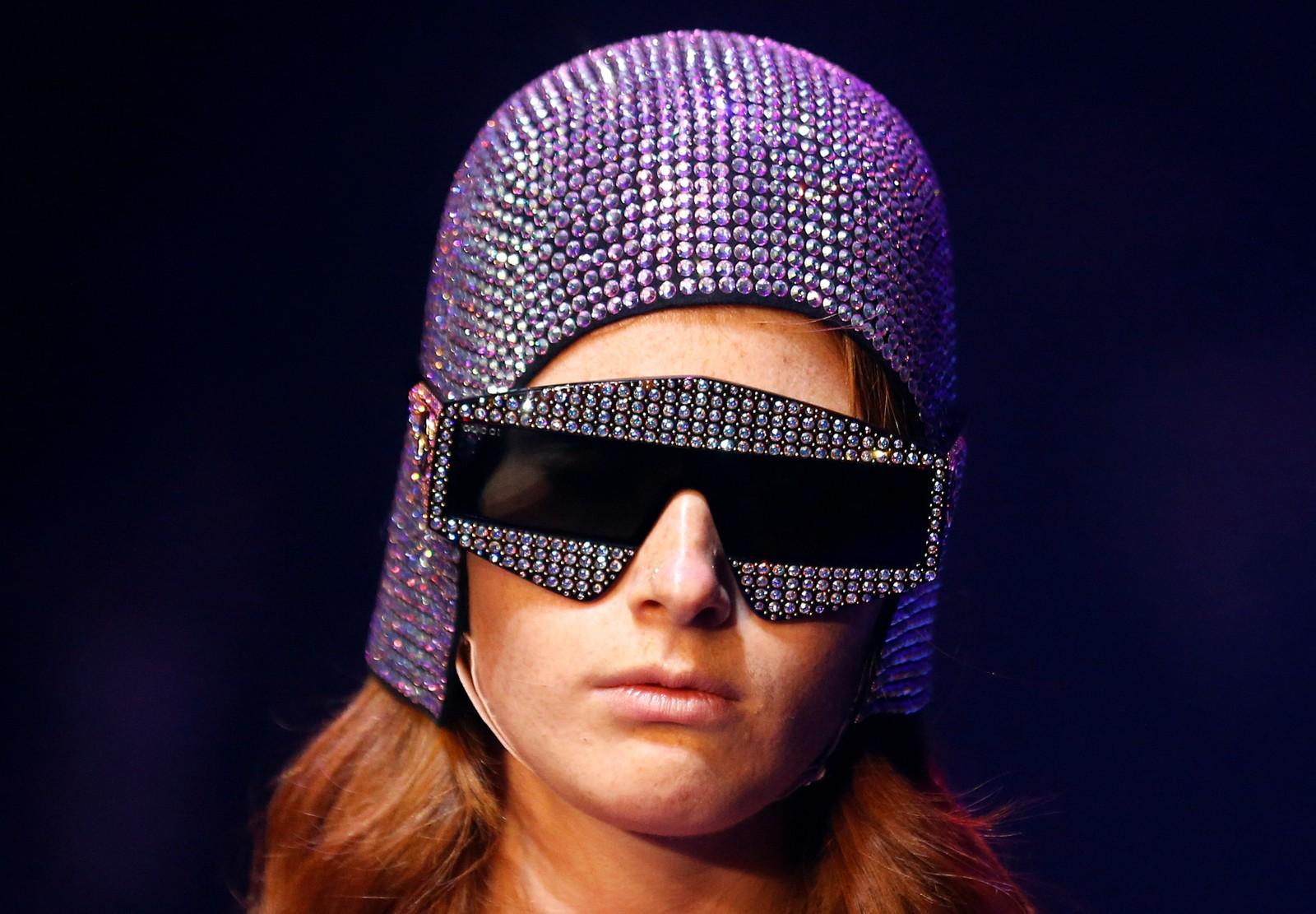 Gucci: Glitter!