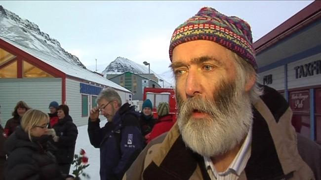 Kjell Mork. Foto: Arild Moe, NRK.