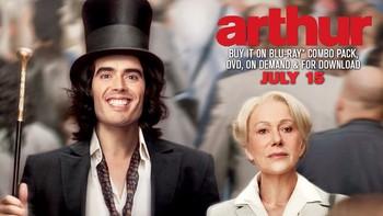 Helen Mirrer i Arthur (2011)