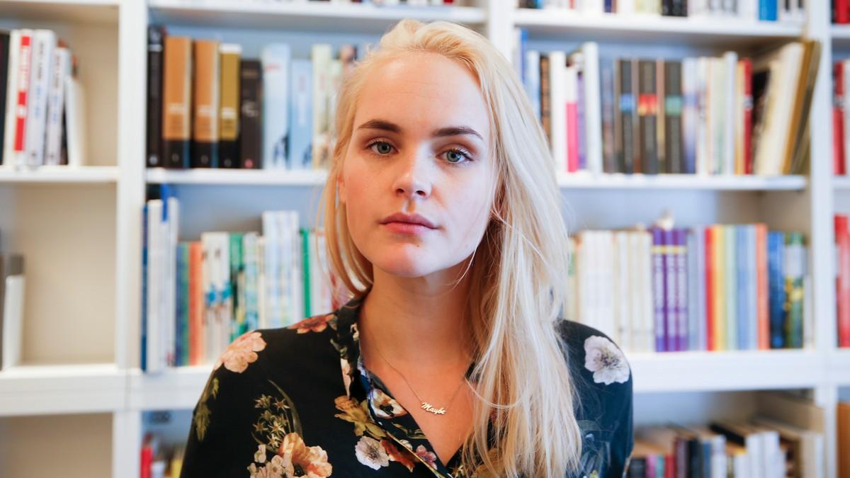 3e2066d5 Linnéa Myhre mener «Innafor» grenser til reklame – NRK Kultur og  underholdning