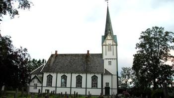 Skatval kirke