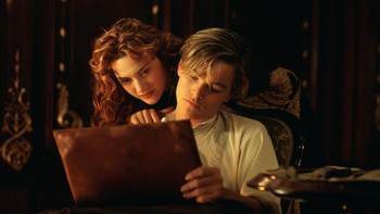 Titanic, Kate Winslet og Leonardo DiCaprio