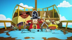 Ikke popp opp piratene!