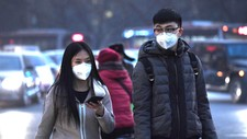 CHINA-ENVIRONMENT-SMOG - Foto: GREG BAKER/Afp