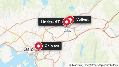 Overfall 3 kvinner i Oslo