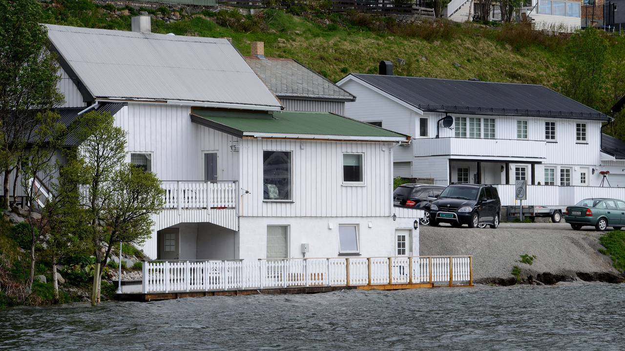 Flom Hammerfest