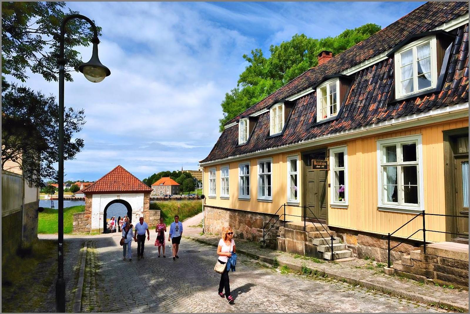 Gamlebyen i Fredrikstad har lenge vært en av Østfolds største turistmagneter.