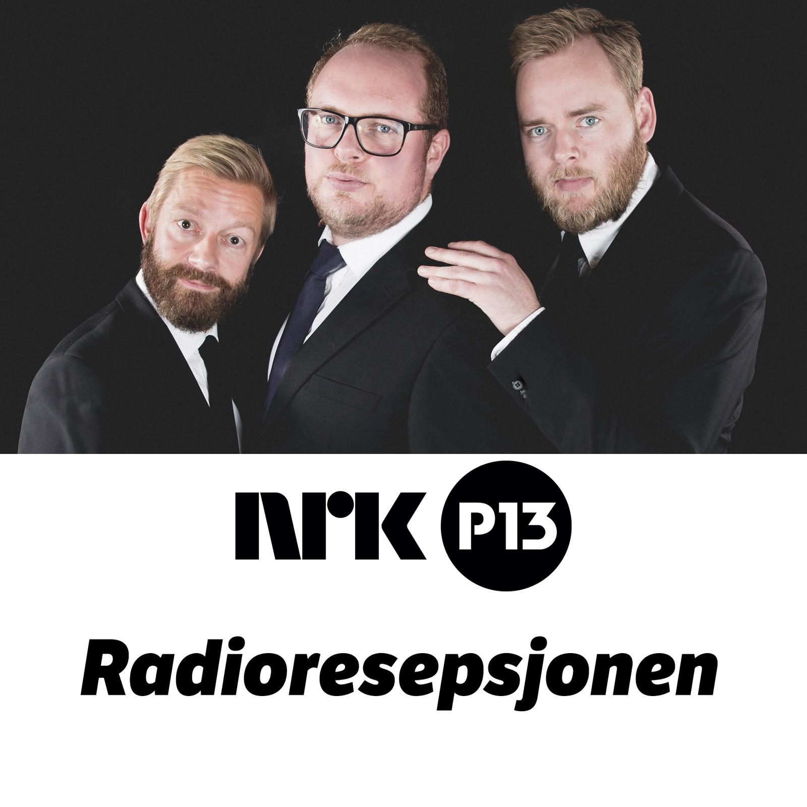 NRK – Radioresepsjonen