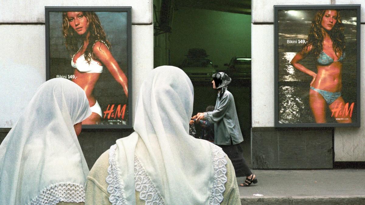 Kvinner vet islam