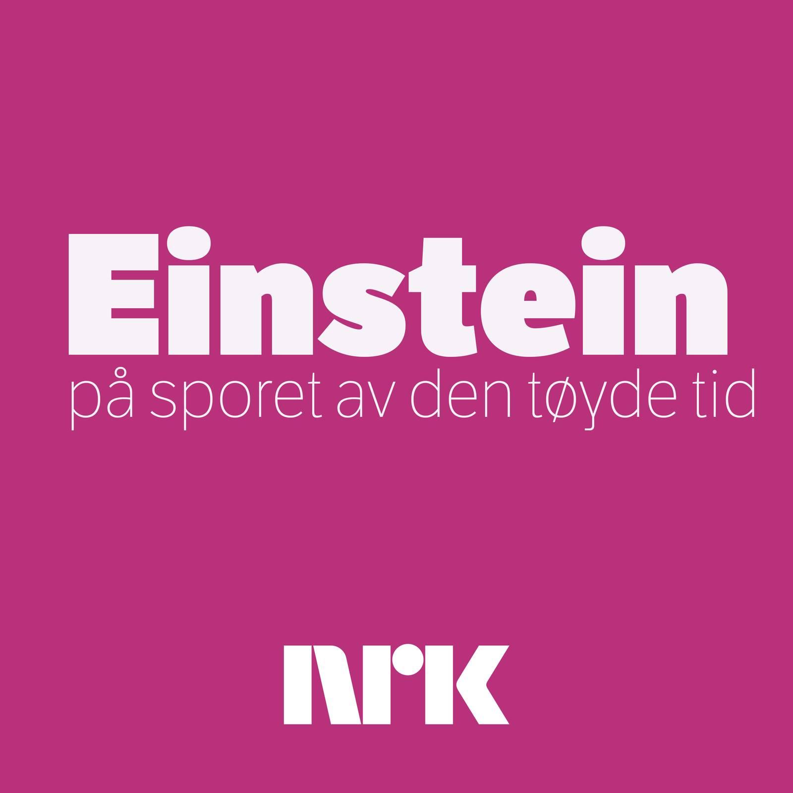 Einstein – på sporet av den tøyde tid