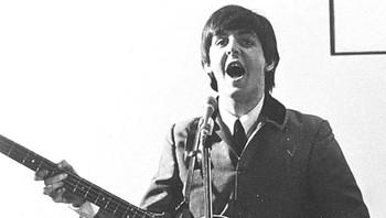 Paul McCartney i 1964