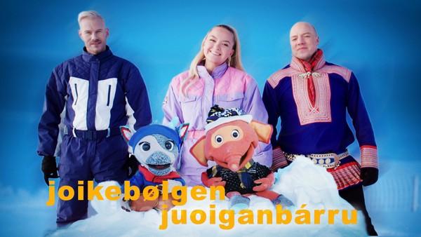 Hele Norge inviteres til joikebølge med Binnabánnaš!