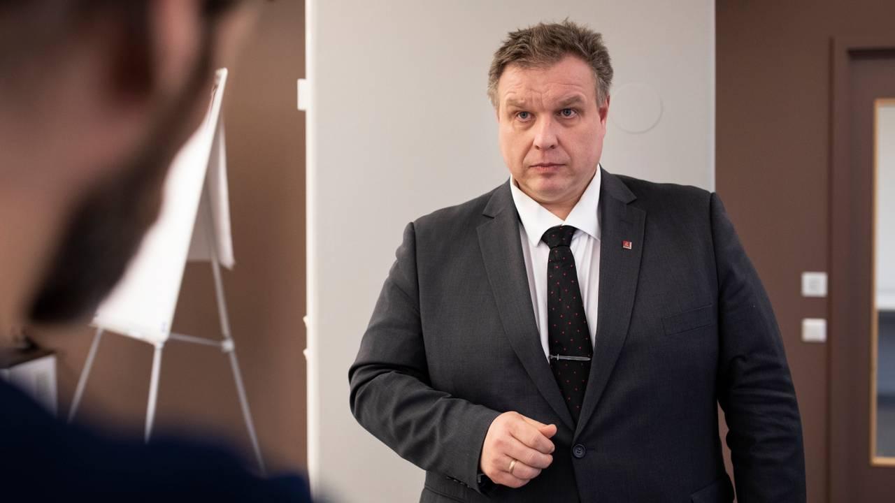 Brigt Samdal er direktør for skred- og vassdragsavdelinga i Norges vassdrags- og energidirektorat (NVE).