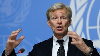 Switzerland UN Displaced People
