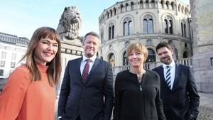 Politisk kvarter - TV: I går · Politisk kvarter