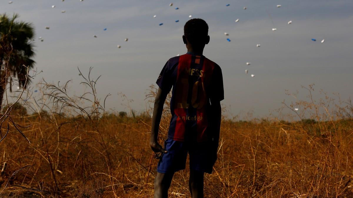 CICERO: Klimaendringer og konflikt = sultkatastrofe