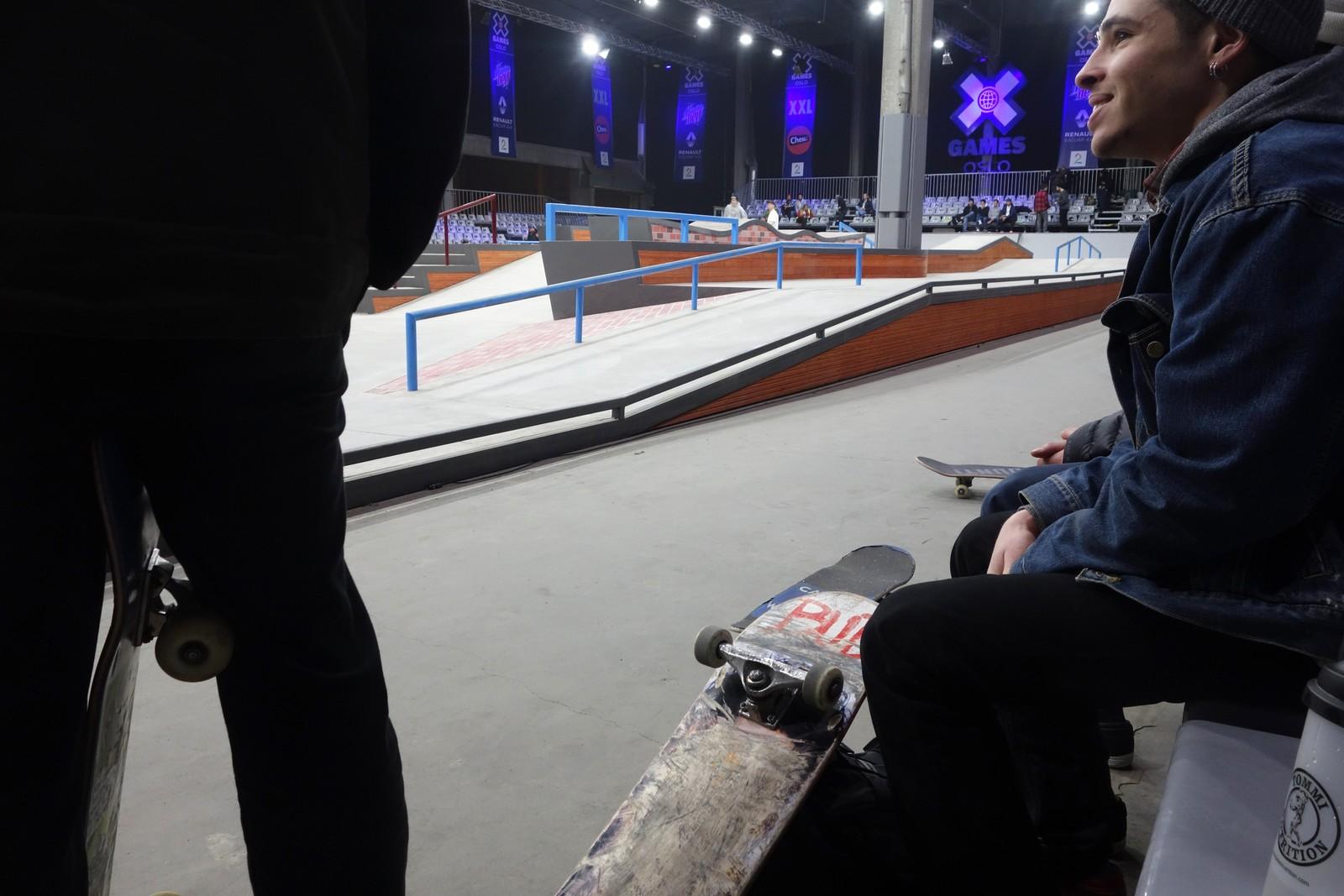 Skateparken i Skur 13 er i såkalt street skate-stil. Det vil si at elementene utøverne bruker likner på rekkverk, benker og trapper. I parken som åpner på Voldsløkka til høsten blir det også andre stiler som park og vert.