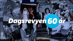 Dagsrevyen: Lørdag 15. des · Dagsrevyen 60 år